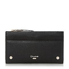 Dune - Black 'Karan' contrast trim purse