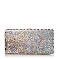 Dune - Multicoloured 'Brenna' metallic frame clutch bag