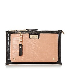 Dune - Multi multi compartment clutch bag