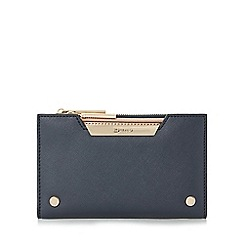 Dune - Navy 'Karisa' purse with a removable pouch