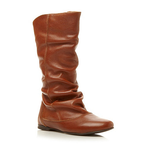 Dune - Slouch calf boots