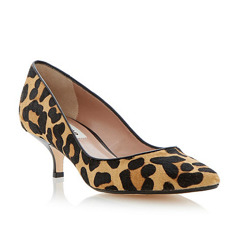 Debenhams Court Shoe