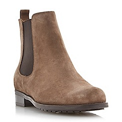 Dune - Neutral chelsea boot