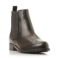Dune - Black 'Parrys' chelsea boot