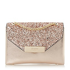 Dune - Rose 'Serenity-micro' flap over micro bag