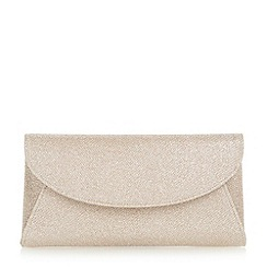 Roland Cartier - Metallic fold over clutch bag