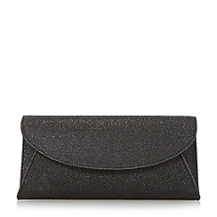 Roland Cartier - Black fold over clutch bag