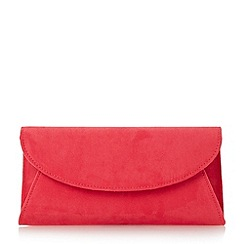 Roland Cartier - Pink fold over clutch bag