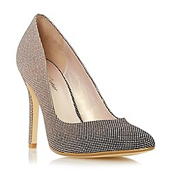 Roland Cartier - Neutral ombre pointed toe court shoe