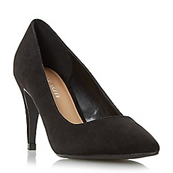 Roberto Vianni - Black 'Axell' pointed toe court shoe