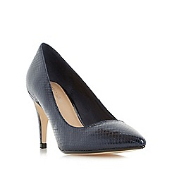 Roberto Vianni - Navy 'Axell' pointed toe court shoe