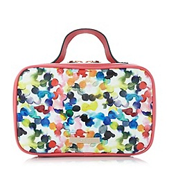 Dune - Multicoloured 'Summer' large vanity case