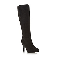 Roberto Vianni - Black 'Spire' dressy knee high boot