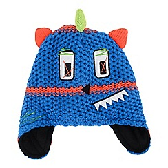 Dare 2B - Boys Blue egghead winter warm beanie