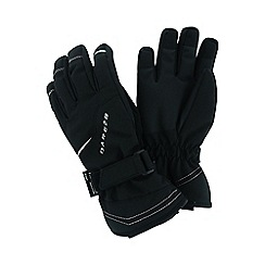 Dare 2B - Boys Black heavy duty waterproof glove