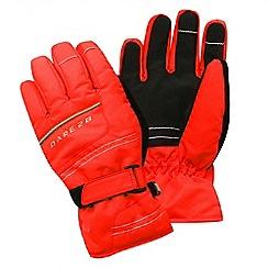 Dare 2B - Kids Orange Flag down water-repellent glove