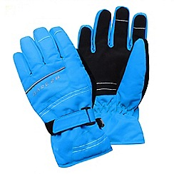 Dare 2B - Kids Blue Flag down water-repellent glove