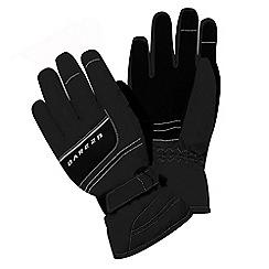 Dare 2B - Boys Black flag down water-repellent glove