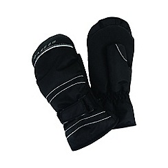 Dare 2B - Boys Black handover water-repellent mitt