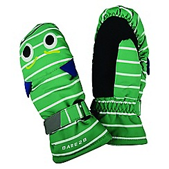Dare 2B - Green 'Look Out' kids ski mitt