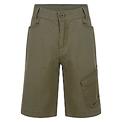 Dare 2B - Boys' green hyperactive shorts