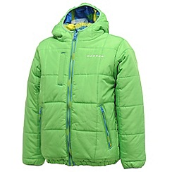 Dare 2B - Fairway green boys indecisive reversible jacket