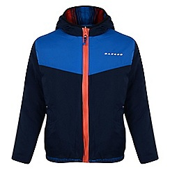Dare 2B - Boys Blue shatter reversible insulated jacket
