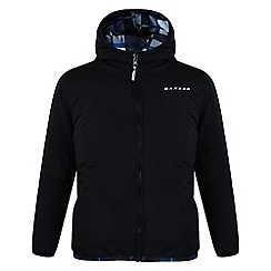 Dare 2B - Boys Black shatter reversible insulated jacket
