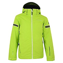 Dare 2B - Boys Lime green seeker waterproof sports jacket