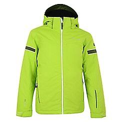 Dare 2B - Boys Lime green seeker waterproof sports jacket