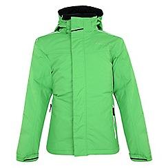 Dare 2B - Boys Green provider insulated waterproof jacket