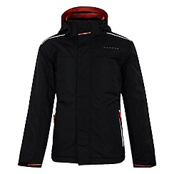Dare 2B - Boys Black provider insulated waterproof jacket