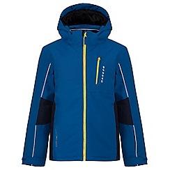 Dare 2B - Kids Blue Dedicate waterproof ski jacket