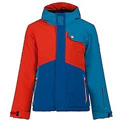 Dare 2B - Kids Orange Rouse up waterproof ski jacket