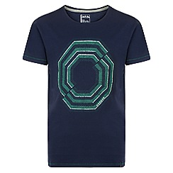 Dare 2B - Boys' blue nonsense t-shirt