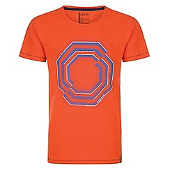 Dare 2B - Boys' orange nonsense t-shirt