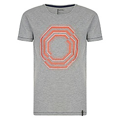 Dare 2B - Boys' grey nonsense t-shirt