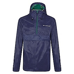 Dare 2B - Boys' blue confusion waterproof jacket