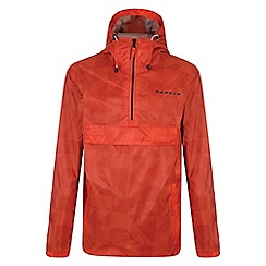 Dare 2B - Boys' orange confusion waterproof jacket