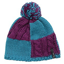 Dare 2B - Girls Blue/purple reverie beanie