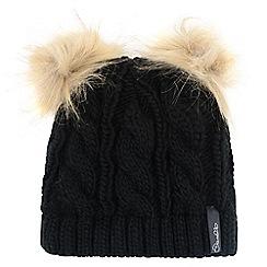 Dare 2B - Girls Black quickthink winter warm beanie