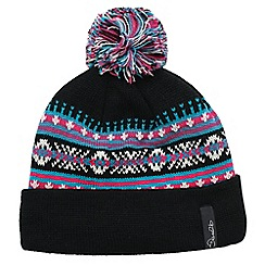 Dare 2B - Girls Black intellect beanie