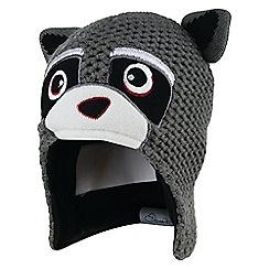 Dare 2B - Kids Grey Merrymake novelty hat