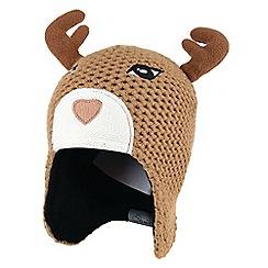 Dare 2B - Kids Brown Merrymake novelty hat