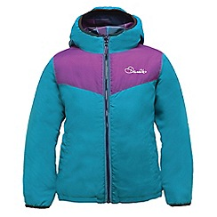 Dare 2B - Girls Blue consort reversible insulated jacket