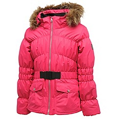 Dare 2B - Electric pink girls enchanting jacket