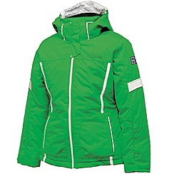 Dare 2B - Fairway green girls cloud burst jacket