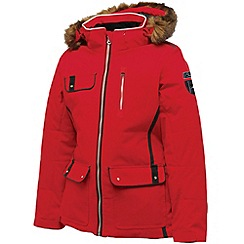 Dare 2B - Red alert girls eye catcher jacket