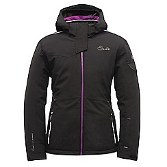 Dare 2B - Girls Black merriment waterproof snow jacket