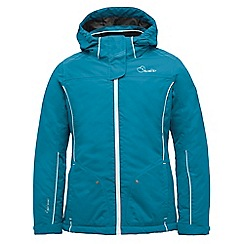 Dare 2B - Girls Blue radiant waterproof sports jacket